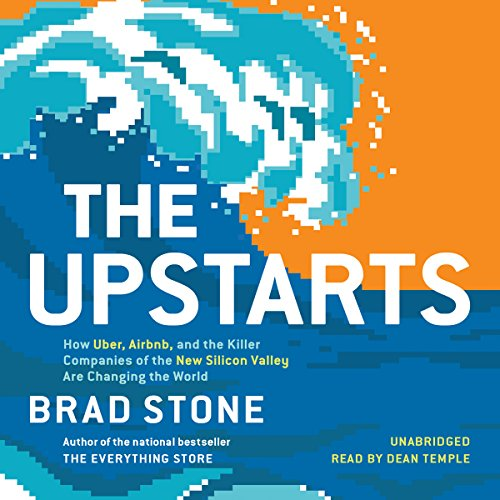 The Upstarts audiobook cover art