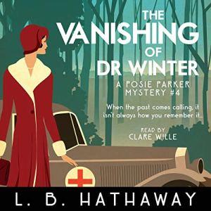 The Vanishing of Dr Winter audiobook cover art