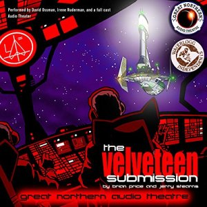 The Velveteen Submission: The Lighthouse at the End of the Tunnel audiobook cover art
