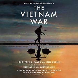 The Vietnam War audiobook cover art