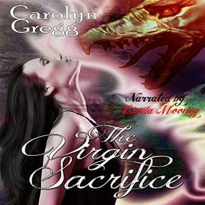 The Virgin Sacrifice audiobook cover art