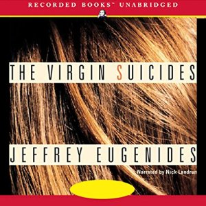The Virgin Suicides audiobook cover art