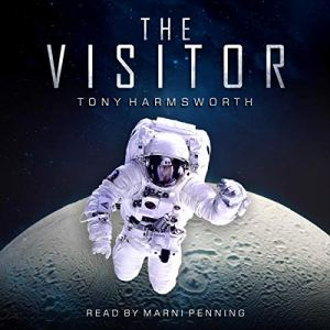 The Visitor audiobook cover art