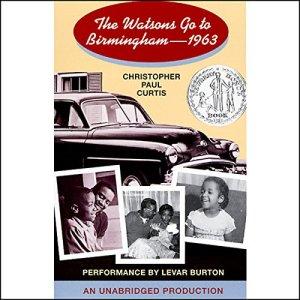 The Watsons Go to Birmingham: 1963 audiobook cover art