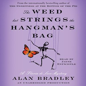 The Weed That Strings the Hangman's Bag audiobook cover art