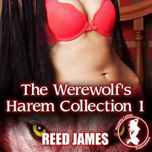 The Werewolf's Harem audiobook cover art