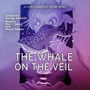 The Whale on the Veil audiobook cover art