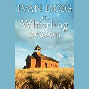 The Whistling Season audiobook cover art