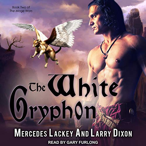 The White Gryphon audiobook cover art
