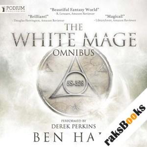 The White Mage Omnibus: Books 1-3 audiobook cover art