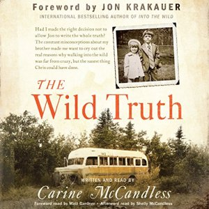 The Wild Truth audiobook cover art
