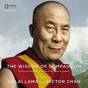 The Wisdom of Compassion audiobook cover art