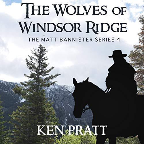 The Wolves of Windsor Ridge audiobook cover art