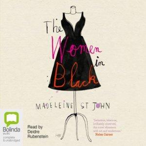 The Women in Black audiobook cover art