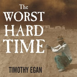 The Worst Hard Time audiobook cover art