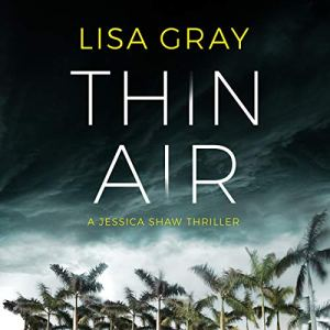 Thin Air audiobook cover art