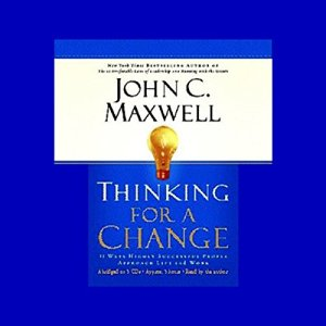 Thinking for a Change audiobook cover art