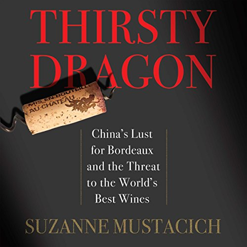 Thirsty Dragon audiobook cover art