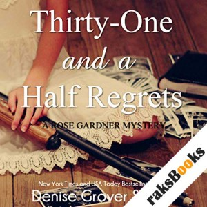 Thirty-One and a Half Regrets audiobook cover art