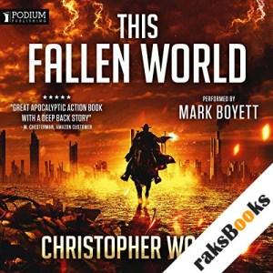 This Fallen World audiobook cover art