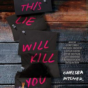 This Lie Will Kill You audiobook cover art