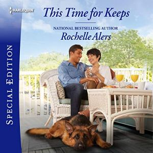 This Time for Keeps audiobook cover art