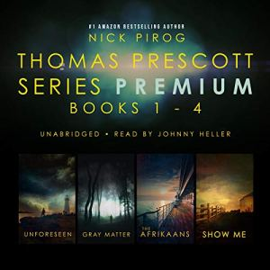 Thomas Prescott Series Premium audiobook cover art