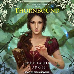 Thornbound audiobook cover art