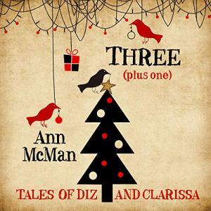 Three (Plus One) audiobook cover art