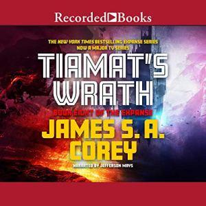 Tiamat's Wrath audiobook cover art