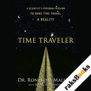 Time Traveler audiobook cover art