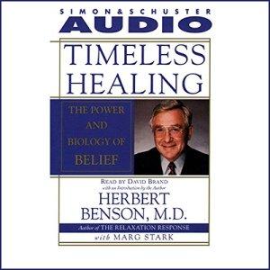 Timeless Healing audiobook cover art