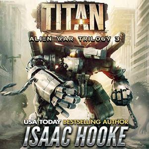 Titan audiobook cover art