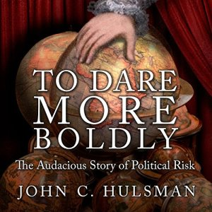 To Dare More Boldly audiobook cover art