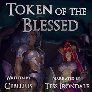 Token of the Blessed audiobook cover art