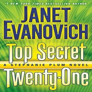 Top Secret Twenty-One audiobook cover art