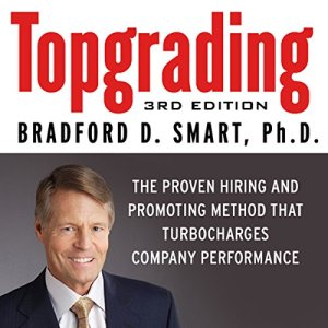 Topgrading, 3rd Edition audiobook cover art
