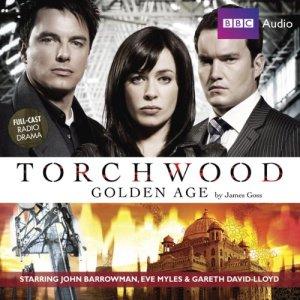 Torchwood: Golden Age audiobook cover art