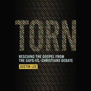 Torn audiobook cover art