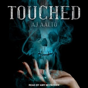 Touched audiobook cover art