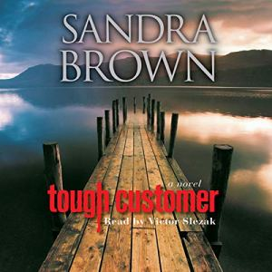 Tough Customer audiobook cover art