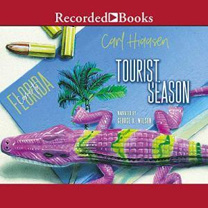 Tourist Season audiobook cover art