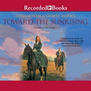 Toward the Sunrising audiobook cover art