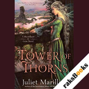 Tower of Thorns audiobook cover art