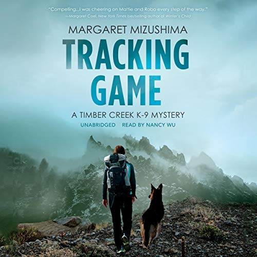 Tracking Game audiobook cover art