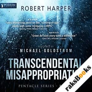 Transcendental Misappropriation audiobook cover art
