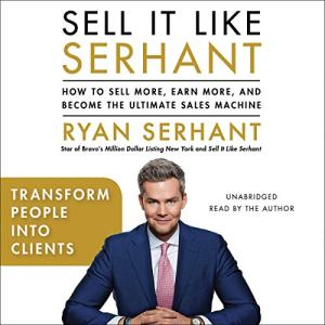 Transform People into Clients audiobook cover art
