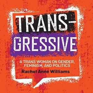Transgressive audiobook cover art