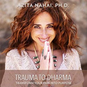 Trauma to Dharma audiobook cover art