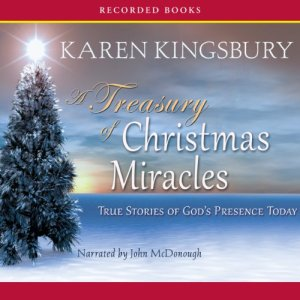 Treasury of Christmas Miracles audiobook cover art
